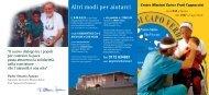 scarica il depliant informativo (pdf) - Missioni Frati Cappuccini ...