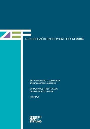 download PDF - Friedrich-Ebert-Stiftung Zagreb / Kroatien