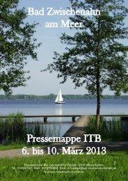 Pressemappe Bad Zwischenahn - Presse-pool Niedersachsen
