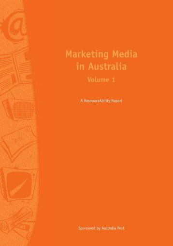 Marketing Media in Australia - Our Community