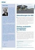 Fracht sucht Laderaum - IDS Logistik GmbH - Seite 2