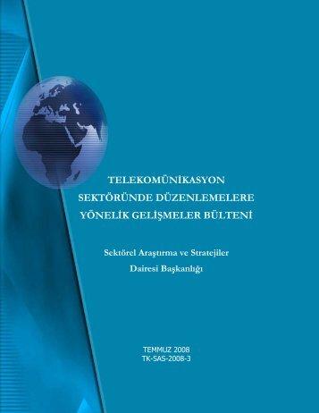 Haziran - Telekomünikasyon Kurumu