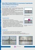 Bautec fugaform - Bau-Haus Kft. - Page 2