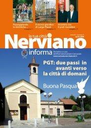 Anno III - Numero 1 Aprile 2009 - Comune di Nerviano