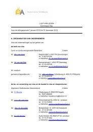 Samenstelling commissie - Productschap Akkerbouw