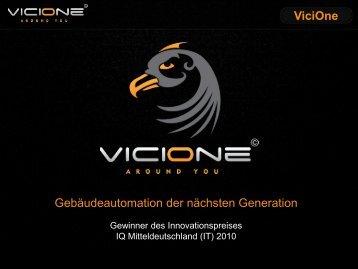 Gebäudeautomation der nächsten Generation ViciOne
