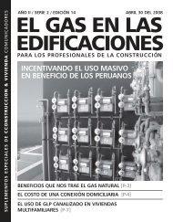 El Gas en las Edificaciones 2008.pdf - CONSTRUCCION Y VIVIENDA