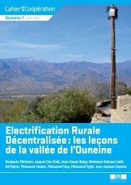 Cahier de la Coopération N° 7.pdf - Cooperation at EPFL