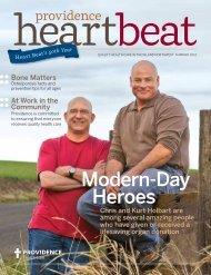 Issue 2 - Summer - Providence Washington - Providence Health ...