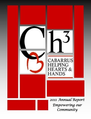 2011 Annual Report Empowering our Community - Cabarrus County