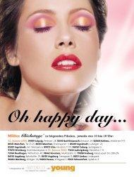Oh happy day... Glückstage - Frau von Bredefeld