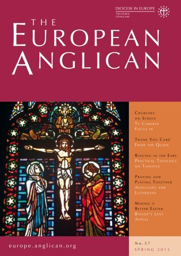 Spring 2013 - Diocese in Europe