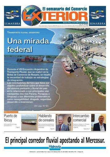 Edición Nº 659 - El semanario del Comercio Exterior
