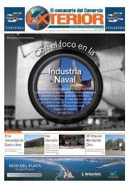 Edición Impresa Nº 645 - El semanario del Comercio Exterior