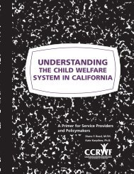 Understanding the Child Welfare System in California - New Ways to ...