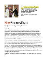 NST, Berita Harian - Bina Puri