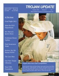 October, 2011 - Teacher Resources - Tucson Unified School District