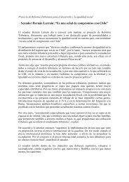 Comunicado Reforma Tributaria HL - El Mostrador
