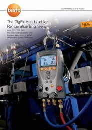 The Digital Headstart for Refrigeration Engineers!