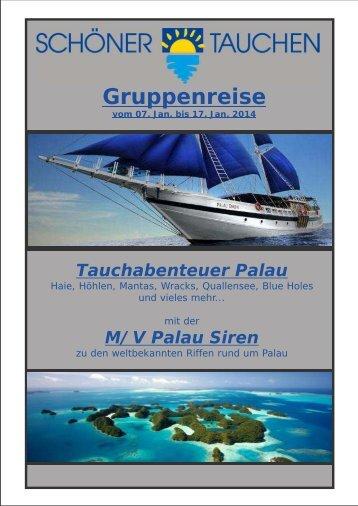 Tourbeschreibung Palau. Jan.2014.cdr