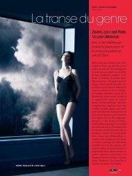 A travers le temps - Magazine Sports et Loisirs