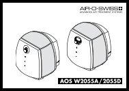 AOS W2055A / 2055D - Plaston Group