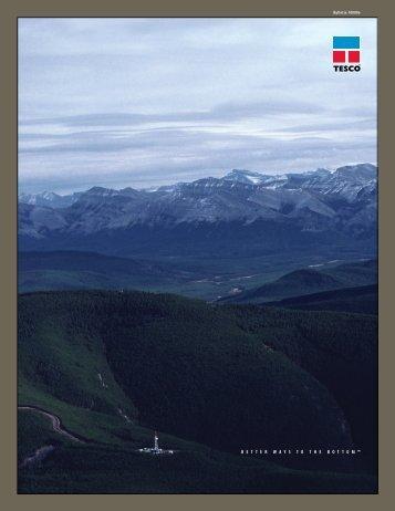 Bulletin 10000e - TESCO Corporation
