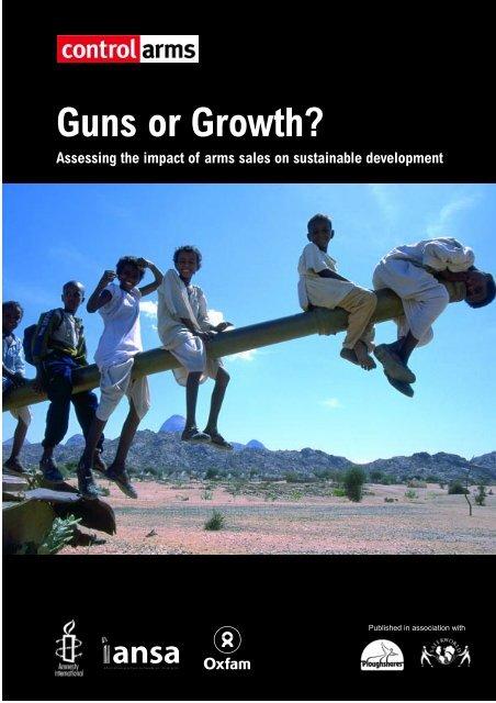 Guns or Growth? - Oxfam International