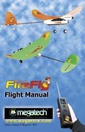 Firefly Instruction Manual - High Definition Radio Control