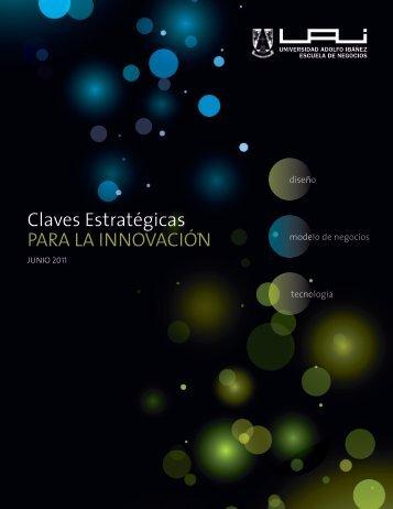 curso Claves Estratégicas para la Innovación - Universidad Adolfo ...