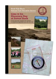 White Horse Walk Resource Pack - North York Moors National Park