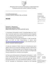Ministerium für Umwelt und Naturschutz, Landwirtschaft und ...