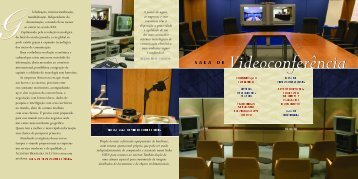 Sala de Videoconferência - Academia Brasileira de Letras