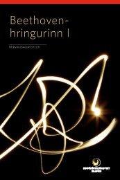 Beethoven- hringurinn I - Sinfóníuhljómsveit Íslands