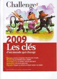 Numéro d'Octobre 2008 - Gestion de patrimoine à Paris
