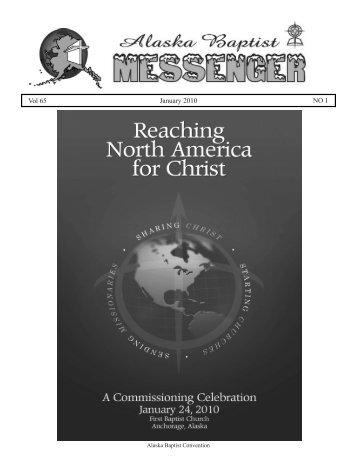 Jan 2010 for web.pdf - Alaska Baptist Convention
