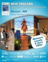 NEW ENGLAND Regional Annual Conference - Health Care ...