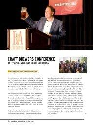 Craft Brewers Conference 2008 - Scandbrewrev.dk