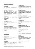 Restaurant-Karte. - HendlHouse - Page 2