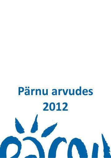 Pärnu arvudes 2012