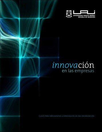 Curso Innovación en las Empresas - Universidad Adolfo Ibañez