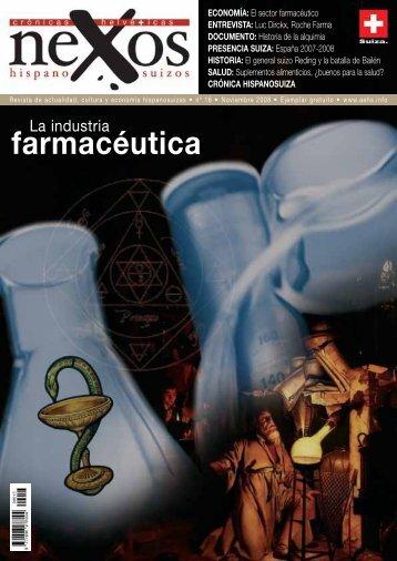 farmacéutica - Club Suizo de Madrid