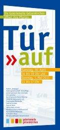 Die Galeriemeile Gelsenkirchen öffnet ihre Pforten Samstag, 30 ...