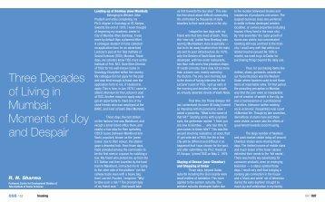 Three Decades of Living in Mumbai, Moments of Joy and Despair.pdf