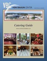Table of Contents - Von Braun Center