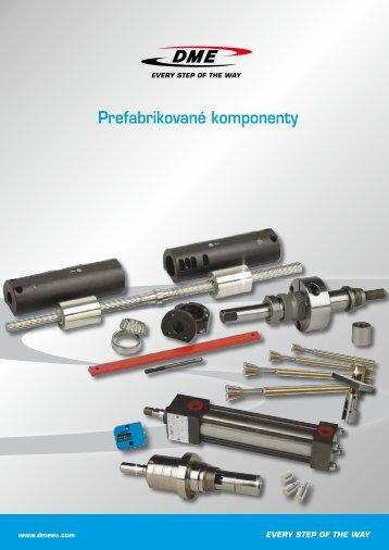 Prefabrikované komponenty - DME