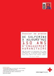 DP 150 ans engagement.pdf - Croix-Rouge française