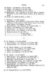 né à Embrun, le. 27 juin 1882. 11. Ludger : né à Embrun, le 30 mars ...