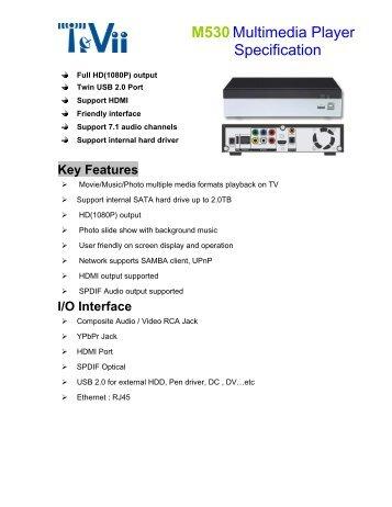 TeVii T900 DVB-T/ISDB-T Stick Windows 7