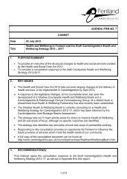 (Attachment: 5)Report - 10 Pages (344K/bytes) - Fenland District ...